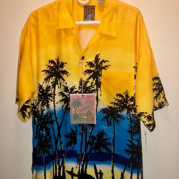 76e450907 pineapple collection Shirts | Nwtlg | Poshmark